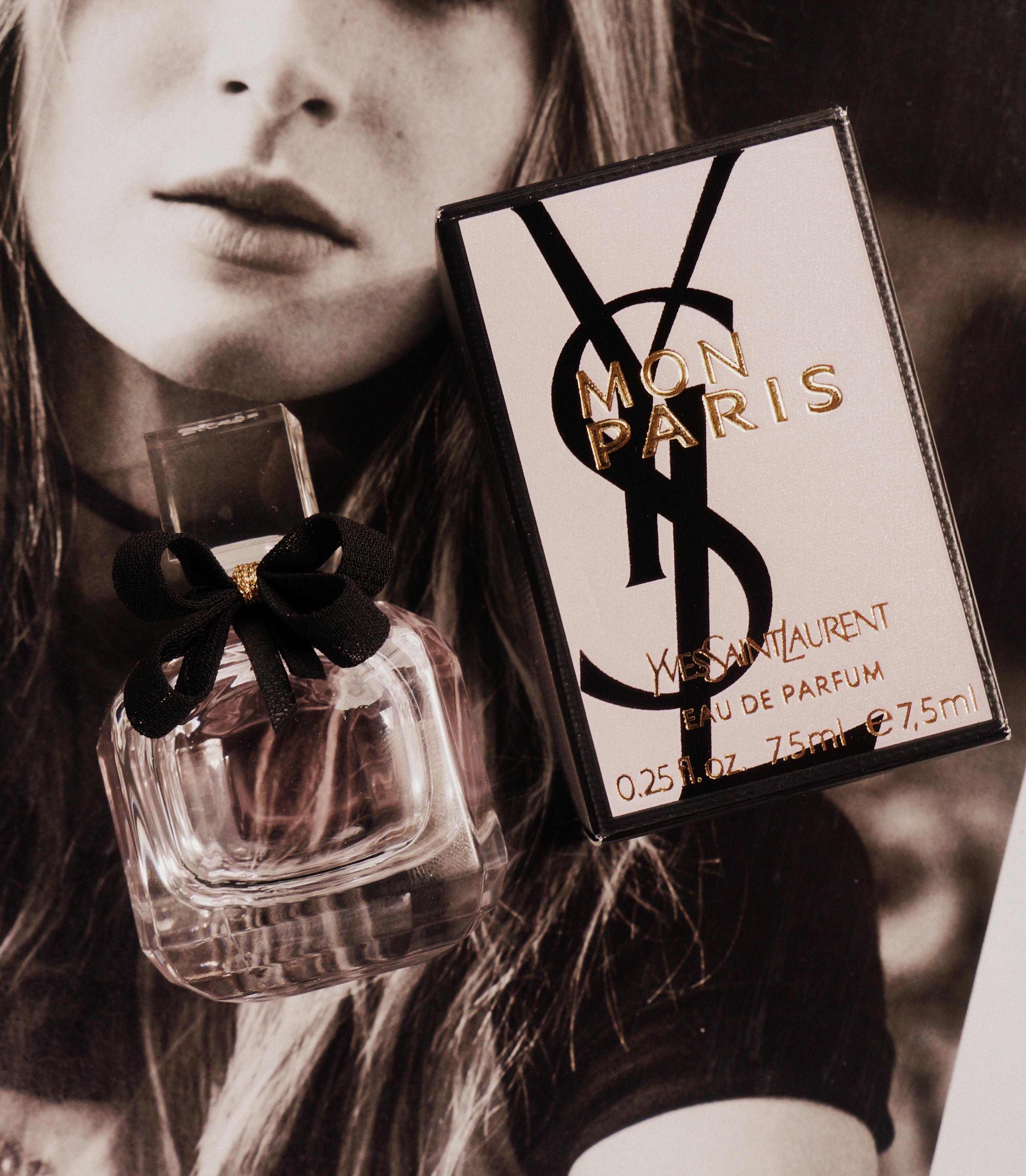 mon paris ysl blog o perfumach