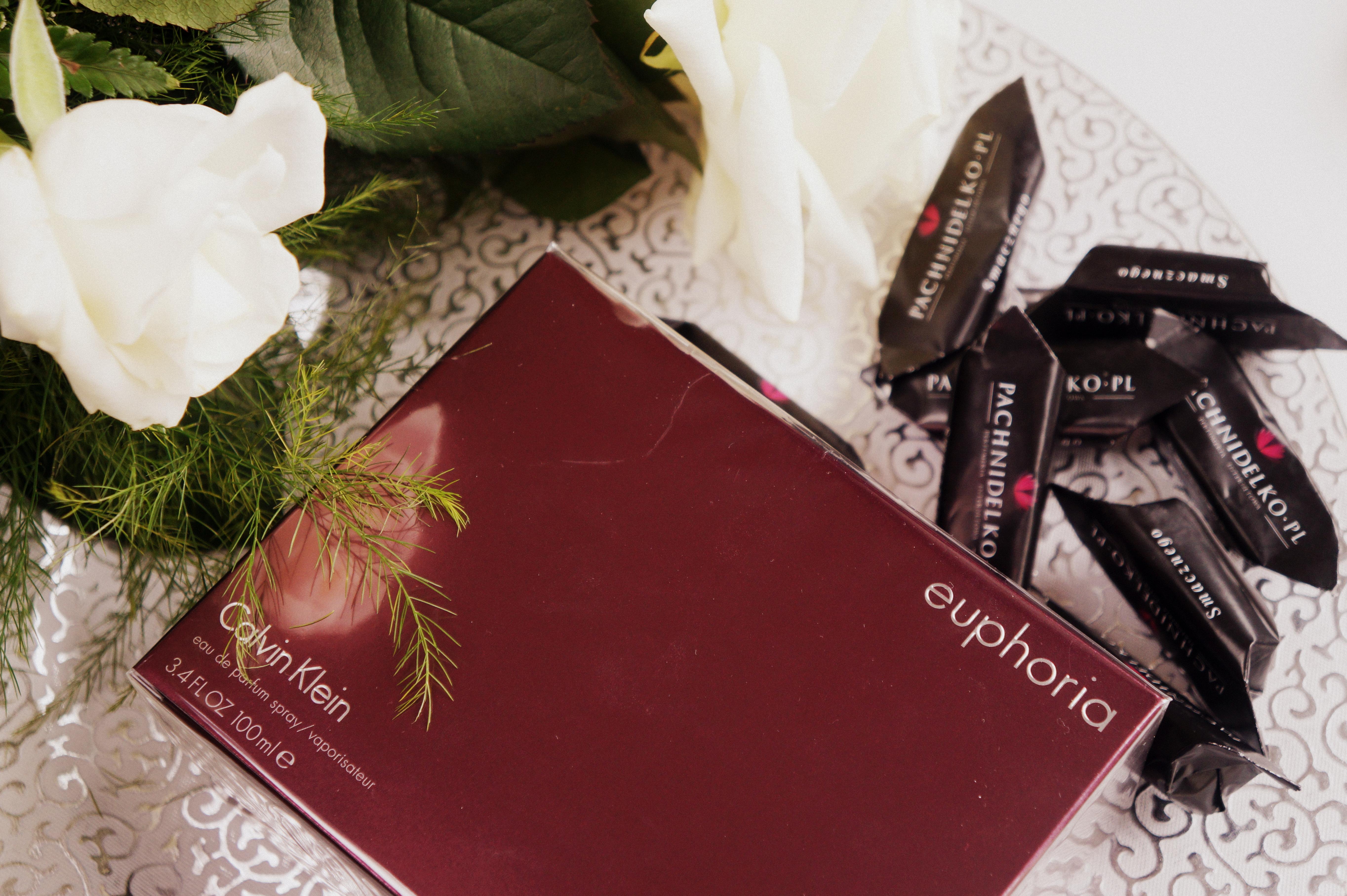 euphoria calvin klein blog o perfumach konkurs
