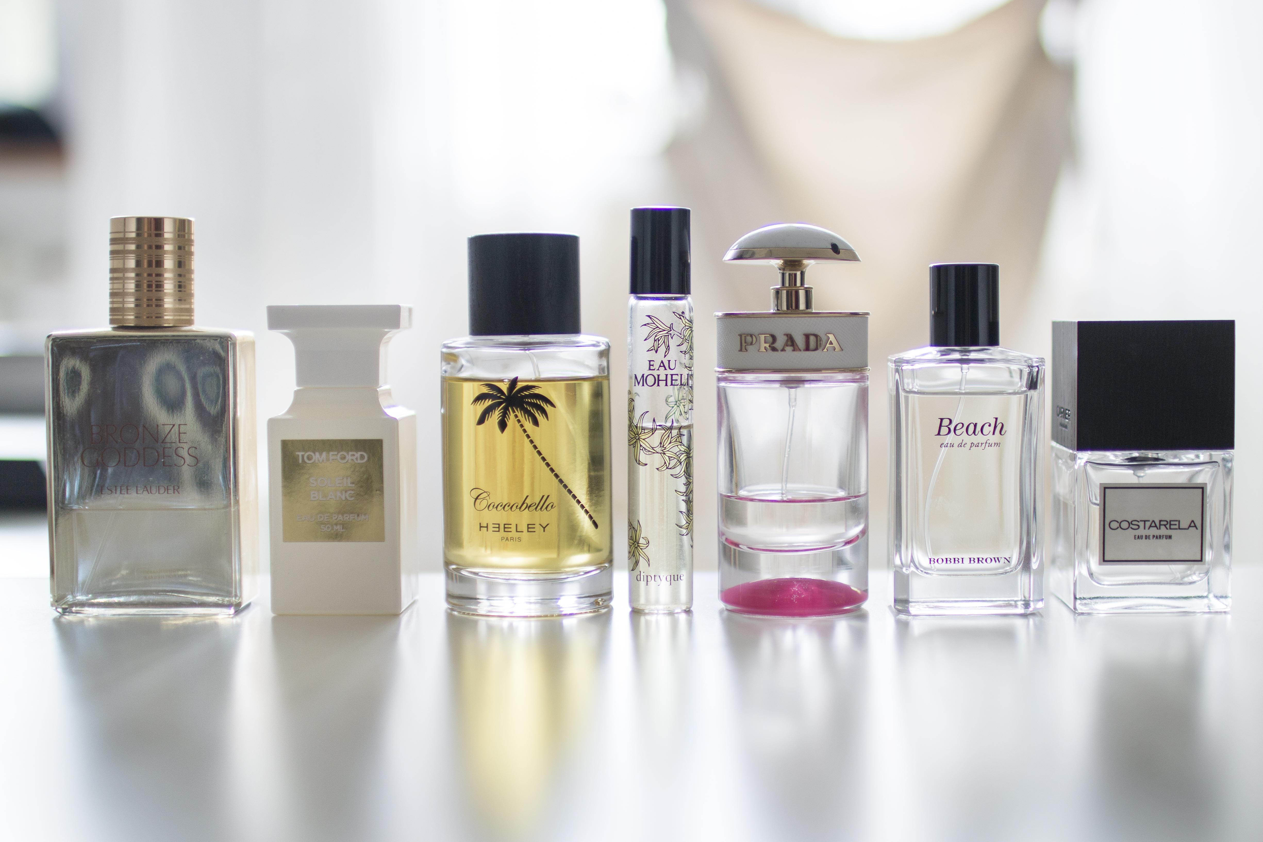 kolekcja perfum Lisie Piekło