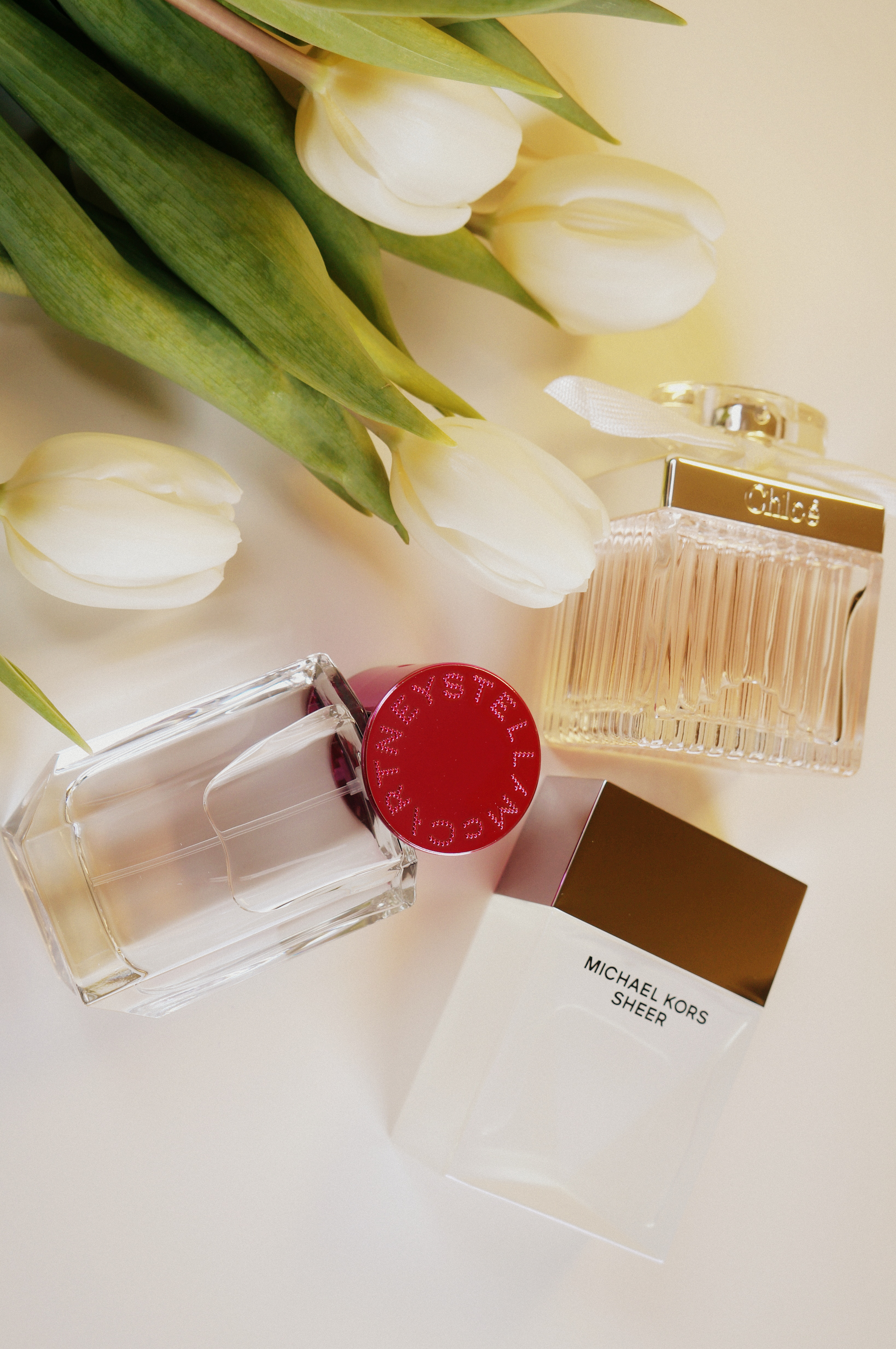 haul perfumy flower