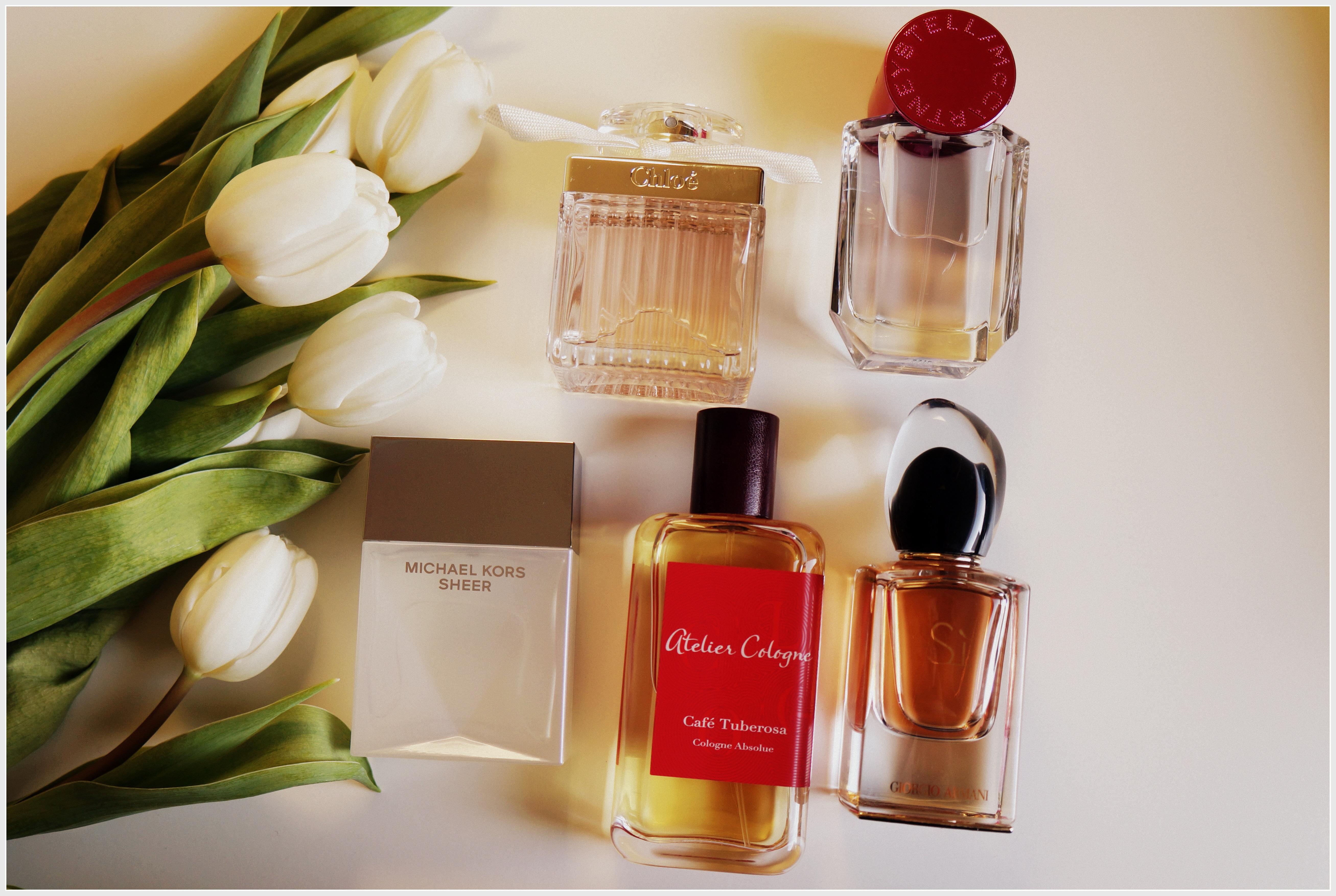 perfume haul chloe