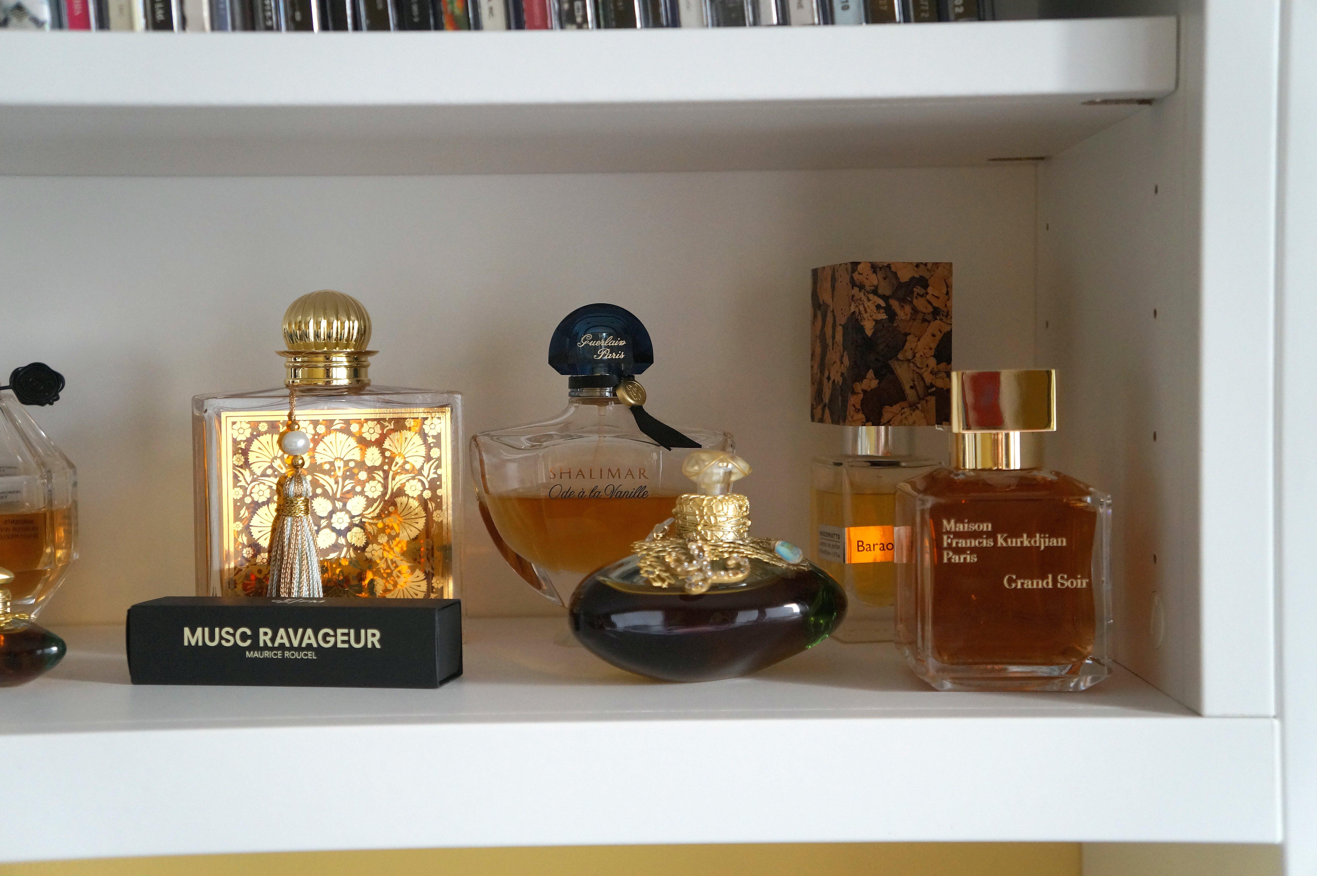 perfumy niszowe na jesień